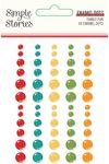 Family Fun Enamel Dots - Simple Stories