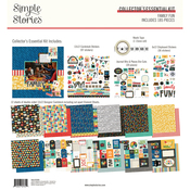 Family Fun Collector's Essential Kit - Simple Stories