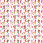 Candy Crazy Paper - My Candy Girl - Bella Blvd