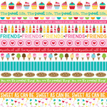 Borders Paper - My Candy Girl - Bella Blvd