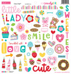 My Candy Girl Chipboard Icons - Bella Blvd