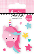 Unicorn Magic Bella-pops - My Candy Girl - Bella Blvd