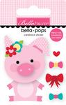 Pretty Piggy Bella-pops - My Candy Girl - Bella Blvd - PRE ORDER