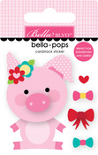 Pretty Piggy Bella-pops - My Candy Girl - Bella Blvd
