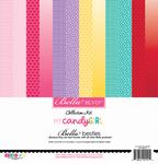 My Candy Girl Bella Besties 12x12 Cardstock Kit - Bella Blvd