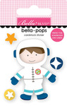 Space Boy Bella-pops - To The Moon - Bella Blvd - PRE ORDER