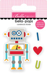 Mr. Robot Bella-pops - To The Moon - Bella Blvd - PRE ORDER