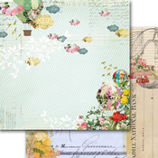 Beautiful Ride Paper - Adventure Awaits - Memory-Place