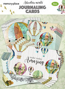 Adventure Awaits Journaling Cards - Memory-Place