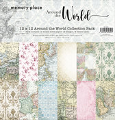 Around The World 12x12 Collection Pack - Memory-Place