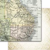 Australia Paper - Around The World - Memory-Place