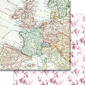 Europe Paper - Around The World - Memory-Place