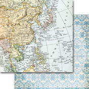 Asia I Paper - Around The World - Memory-Place