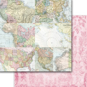 Around The World Paper - Around The World - Memory-Place