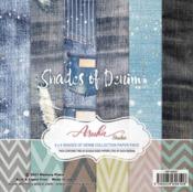 Shades Of Denim 6x6 Paper Pack - Asuka Studio