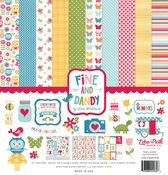 Fine & Dandy Collection Kit - Echo Park