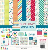 Birthday Wishes Boy Collection Kit - Echo Park