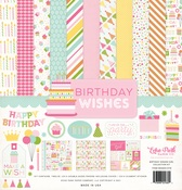 Birthday Wishes Girl Collection Kit - Echo Park