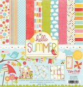 Hello Summer Collection Kit - Echo Park