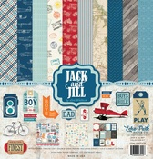 Jack & Jill Boy Collection Kit - Echo Park
