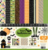 Happy Halloween Collection Kit - Echo Park