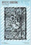 Artistic Rendering Clear Stamps - Blue Fern Studios