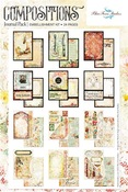 Compositions Journaling Cards - Blue Fern Studios - PRE ORDER