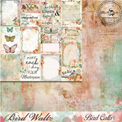 Bird Calls Paper - The Bird Waltz - Blue Fern Studios