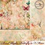 Butterfly In F Minor Paper - The Bird Waltz - Blue Fern Studios