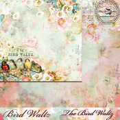 The Bird Waltz Paper - The Bird Waltz - Blue Fern Studios