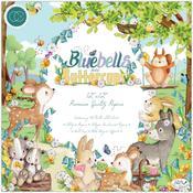 Bluebells & Buttercups 12x12 Paper Pad - Craft Consortium