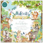 Bluebells & Buttercups 6x6 Paper Pad - Craft Consortium