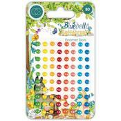 Bluebells & Buttercups Enamel Dots - Craft Consortium