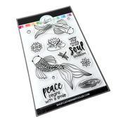 Koi Pond Stamp Set - Catherine Pooler