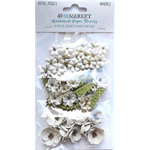 Marble Paper Flowers - Royal Posies - 49 And Market