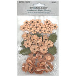 Mango Paper Flowers - Royal Posies - 49 And Market