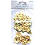Sunshine Paper Flowers - Royal Posies - 49 And Market