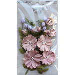 Orchid Paper Flowers - Royal Spray - 49 And Market