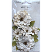 Marble Paper Flowers - Majestic Bouquet - 49 And Market