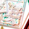 Thank You So Much Hot Foil Plate - Pinkfresh Studio