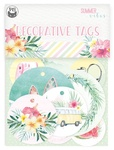 #01 Cardstock Tags - Summer Vibes - P13 - PRE ORDER