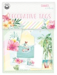#03 Cardstock Tags - Summer Vibes - P13