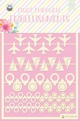 #06 Chipboard Embellishments - Summer Vibes - P13