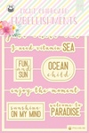 #08 Chipboard Embellishments - Summer Vibes - P13