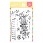 Jumbo Flower Pot Stamp Set - Waffle Flower Crafts