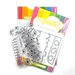 Jumbo Flower Pot Stamp & Die Set - Waffle Flower Crafts