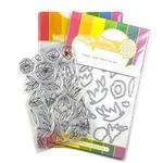 Simple Stems Stamp & Die Set - Waffle Flower Crafts