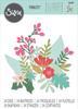 Floral Abundance Thinlits Dies - Sizzix