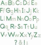 Essential Type Thinlits Dies - Sizzix