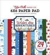 Under Sea Adventures 6x6 Paper Pad - Echo Park - PRE ORDER